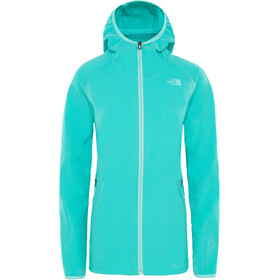 The North Face Apex Nimble Hoodie Damen ion blue